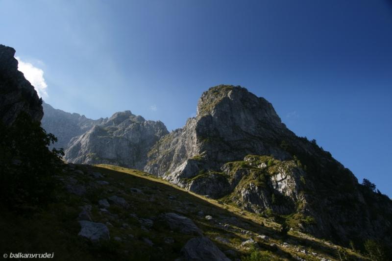 W stronę Veliki Vrh