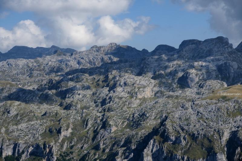 Prokletije skalny raj