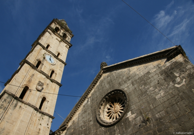 Perast - kościół