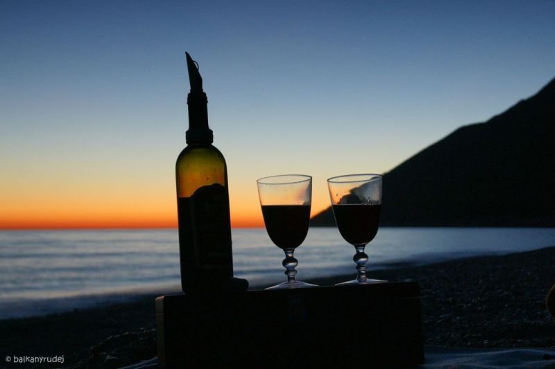 Bałkańskie wino
