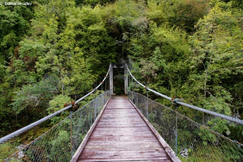 mostek na Tarze