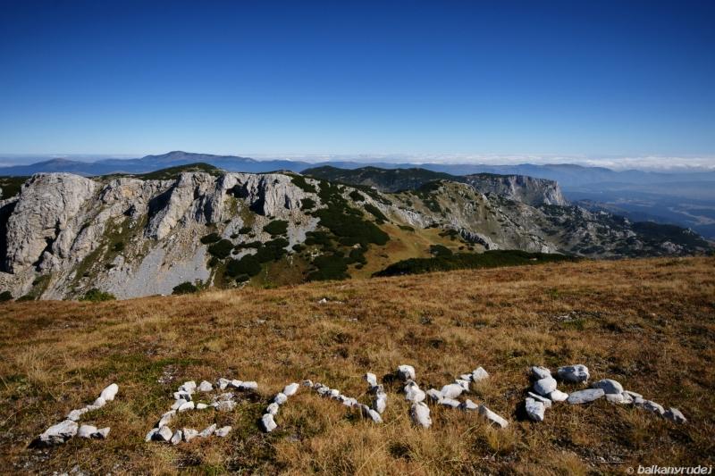 Planinica szczyt