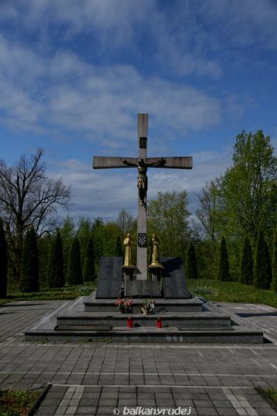 Chorwacja krzyż