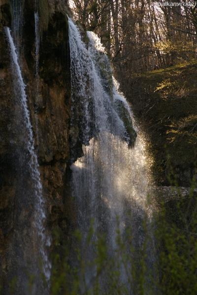 Wodospad Plitvice