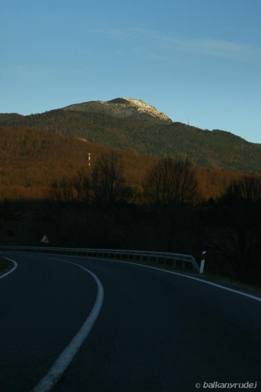 droga w Chorwacji