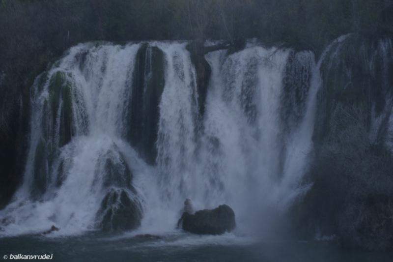 Wodospad Kravica