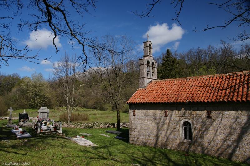 czarnogórska cerkiew