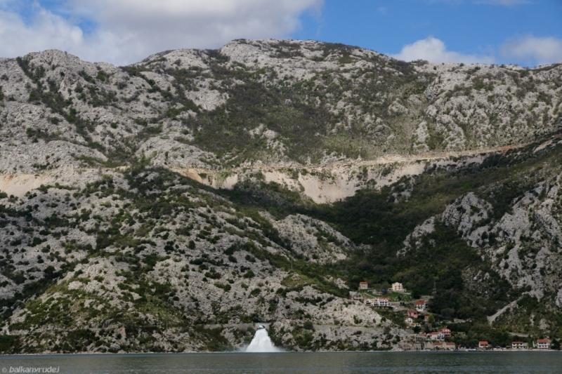 wodospad Kotor
