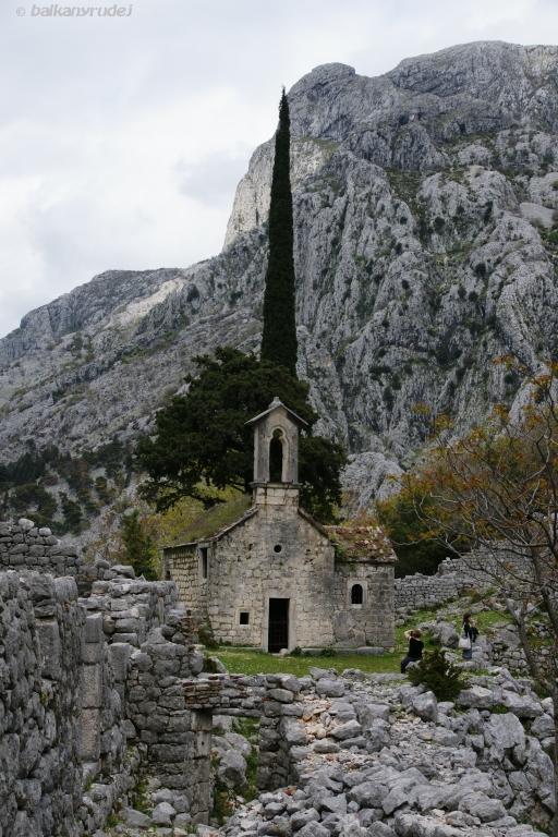 cerkiew Lovocen Kotor