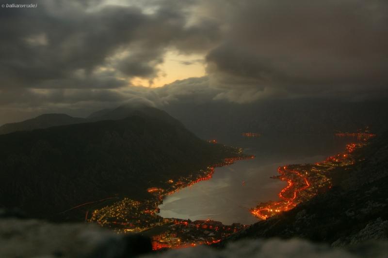 noc w Kotorze