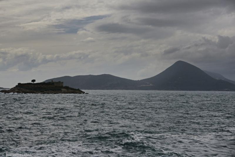 czarnogórska wyspa