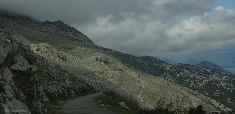 trasa Vladimir - Virpazar