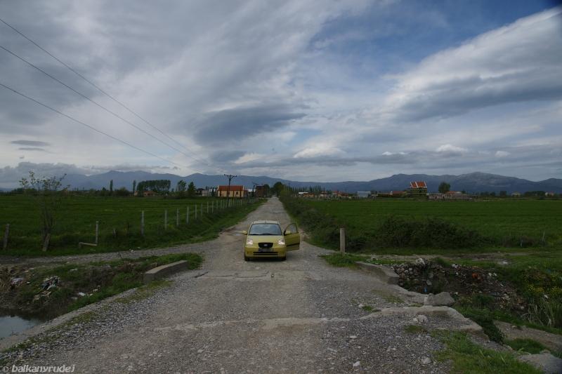 albańska droga