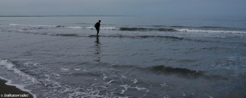 plaża okolice Shengijn