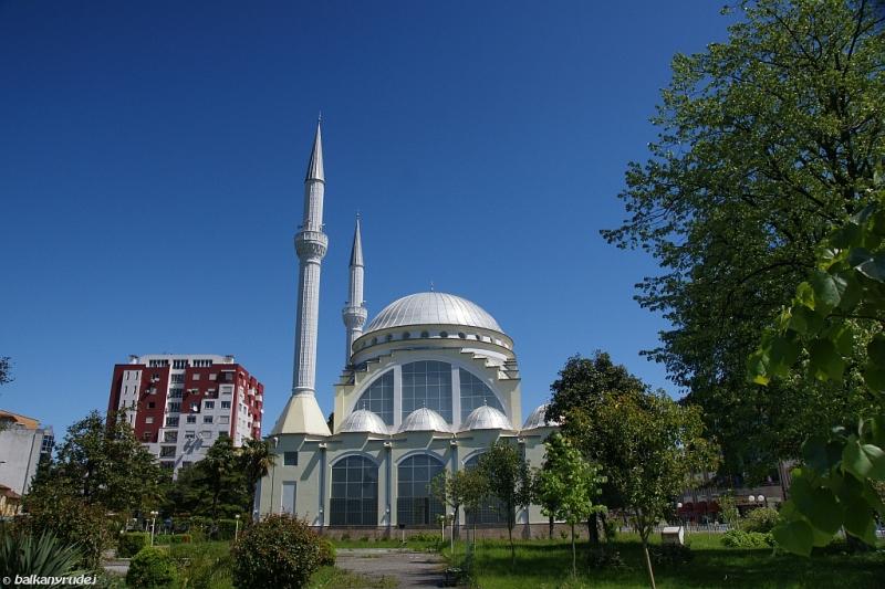 meczet w Shkodrze