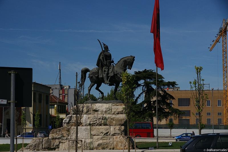 Skanderberg Tirana