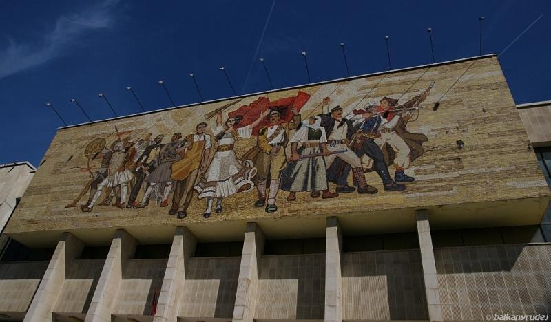 narodowe muzeum historyczne Tirana