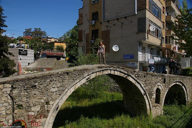 most Tirana