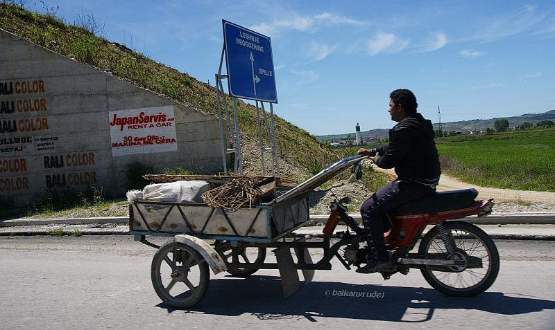 albańska autostrada