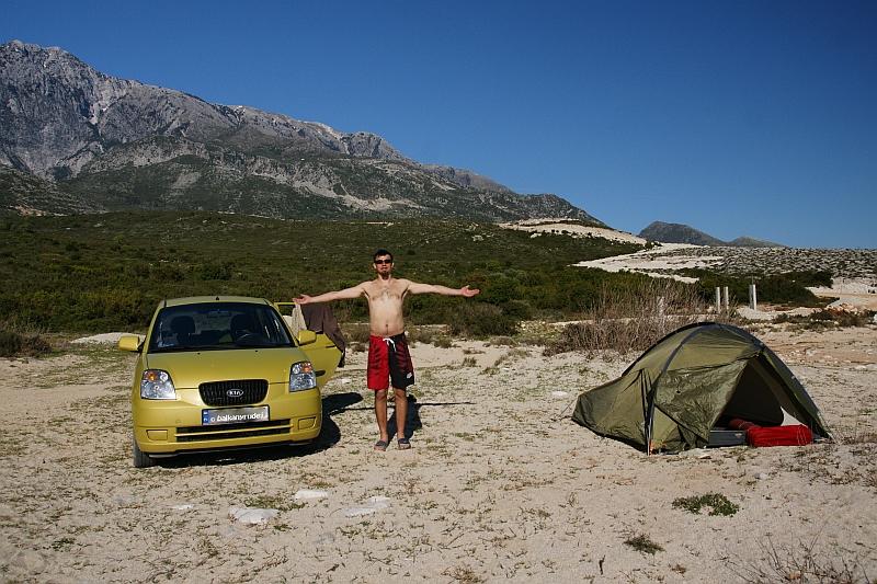 plaża, albania