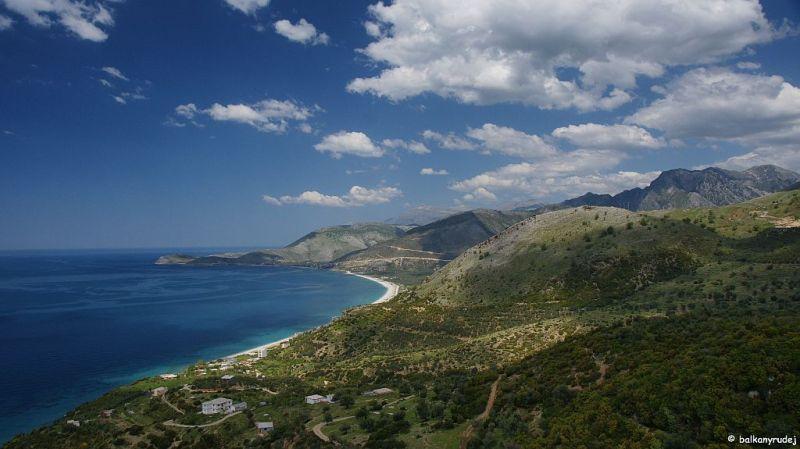 południe Albanii