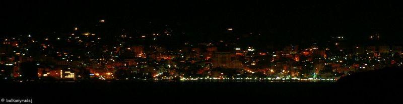 Saranda by night