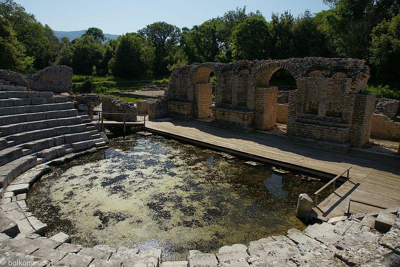 amfiteatr Butrint