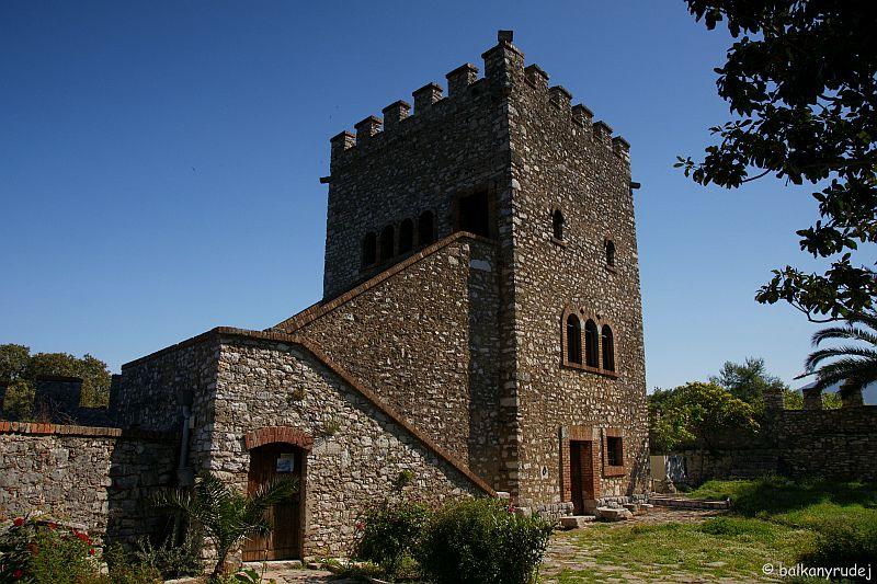 zamek Butrint