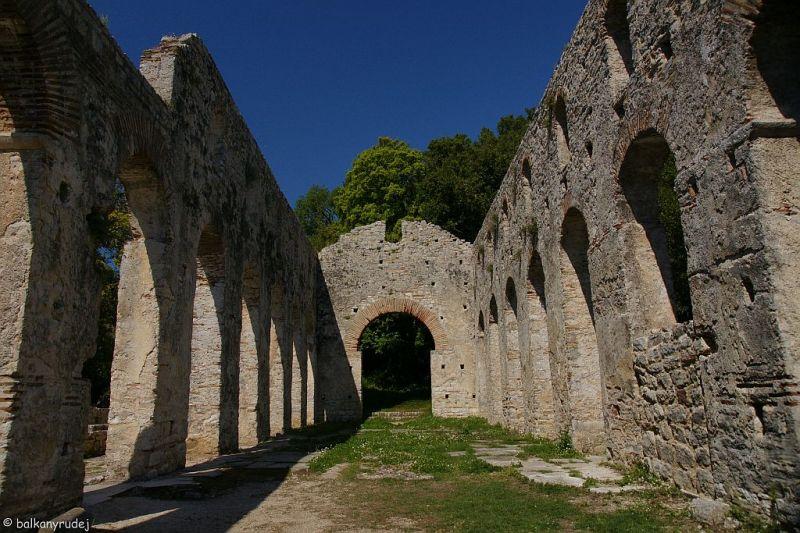 bazylika Butrint