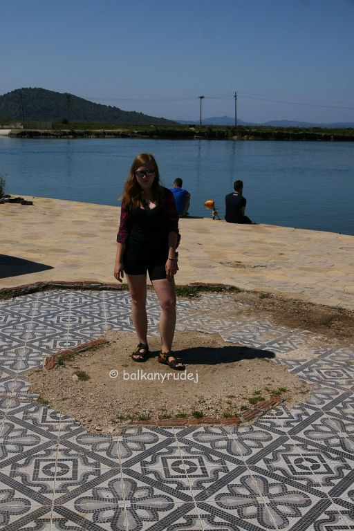 mozaiki Butrint