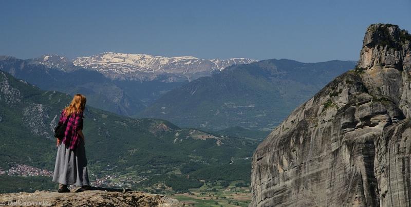 ruda, Grecja i Meteora