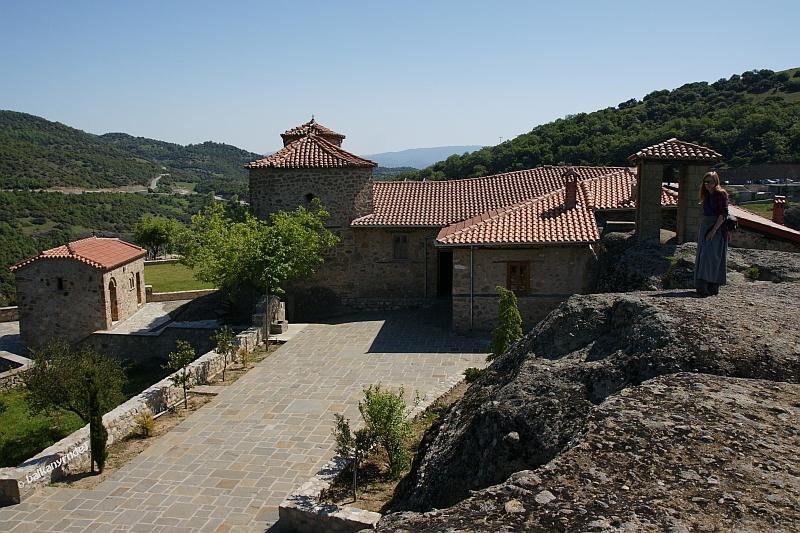 monastyr Agia Trias