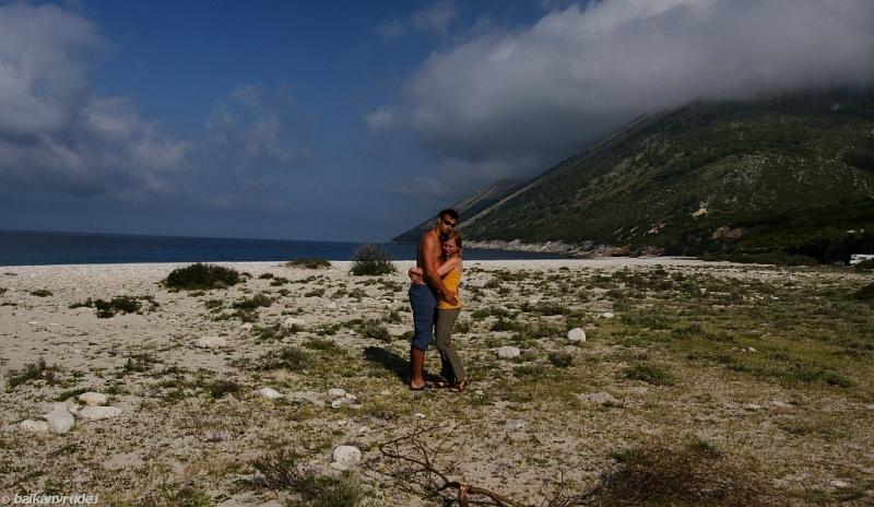 Plaża Albania