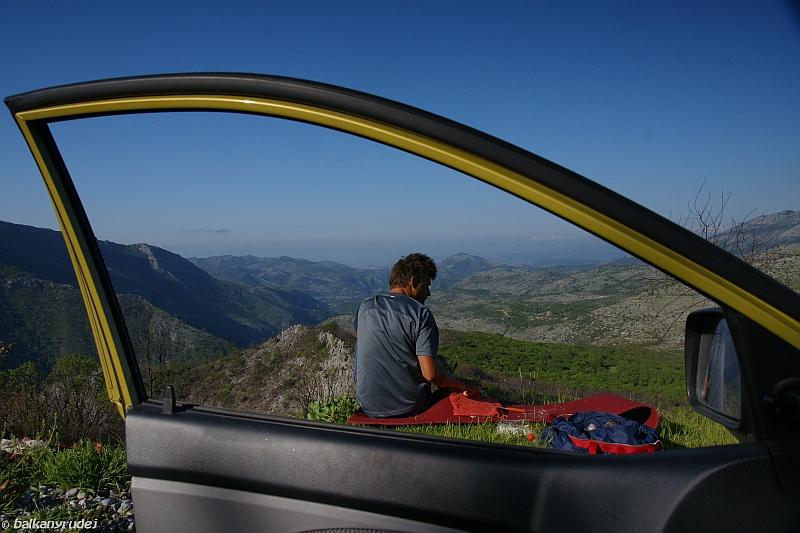 góry Czarnogóry