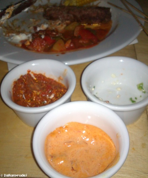 jedzenie w Banja Luka