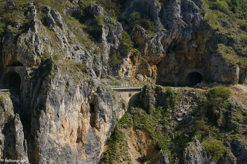kanion rzeki Ibar