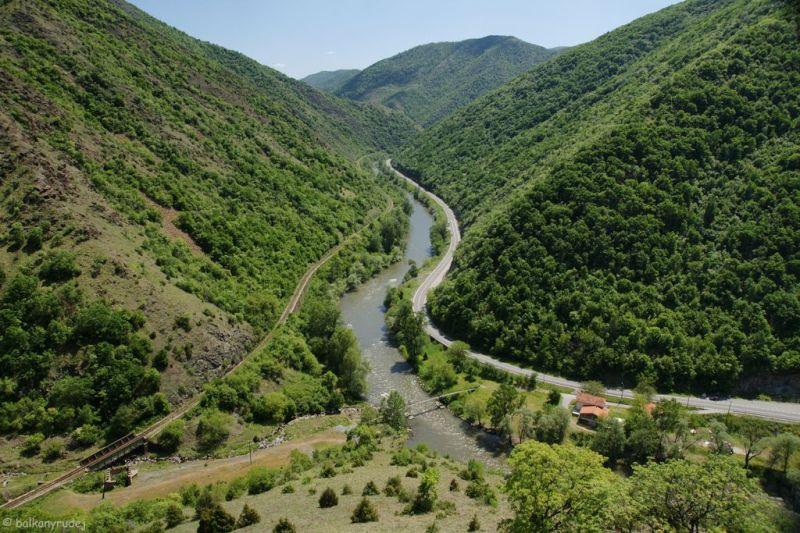 dolina rzeki Ibar