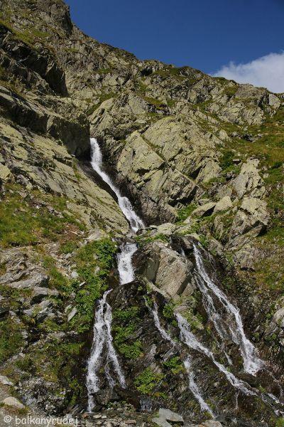 wodospad Fogarasze