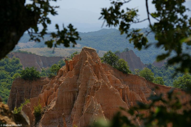 Melnickie piramidy