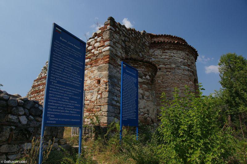 Melnik ruiny
