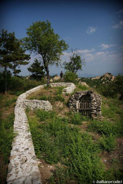 ruiny cerkwi Melnik