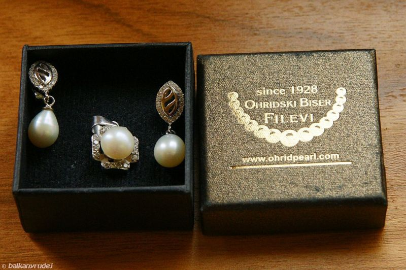 ohrydzkie perły