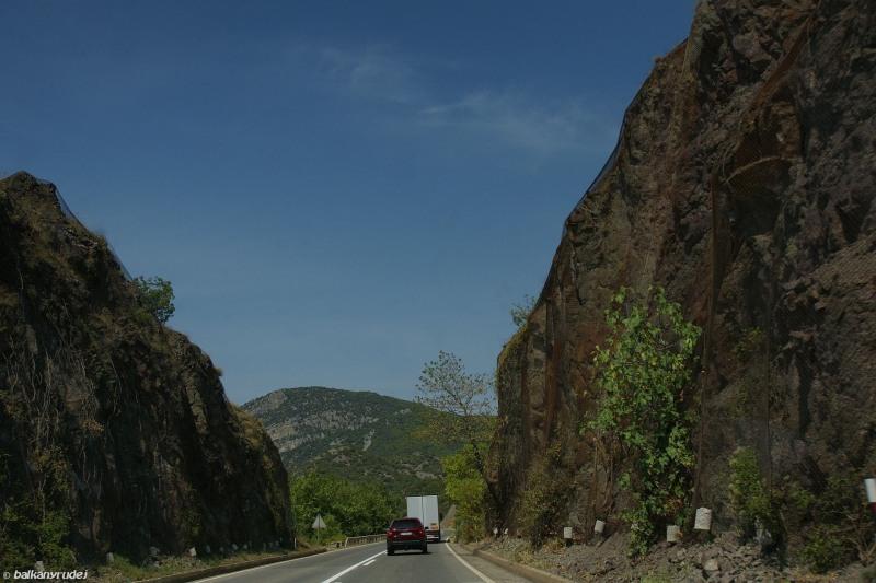 Macedonia drogi