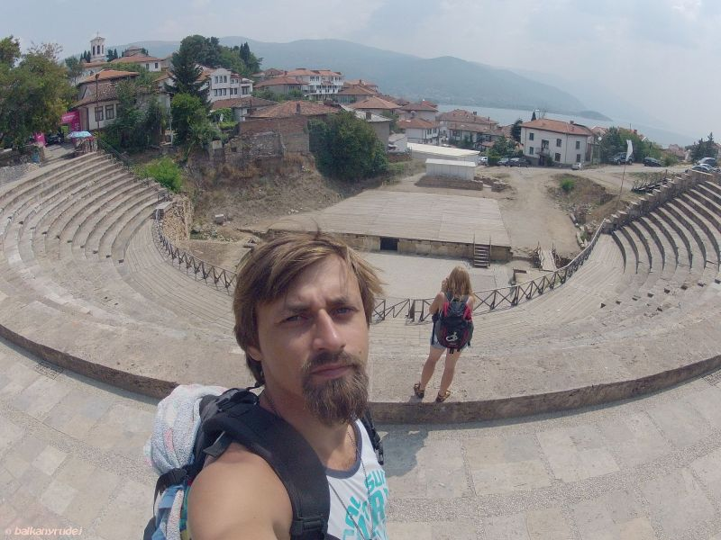 Ohryd amfiteatr