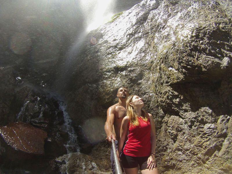 Wodospad Valbona