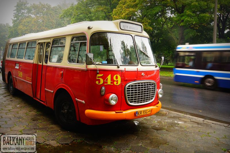 Nowa Huta autobus
