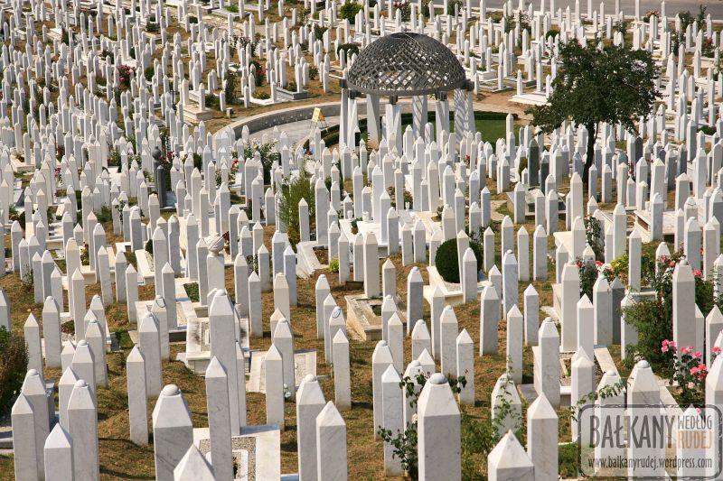 Sarajewo cmentarz