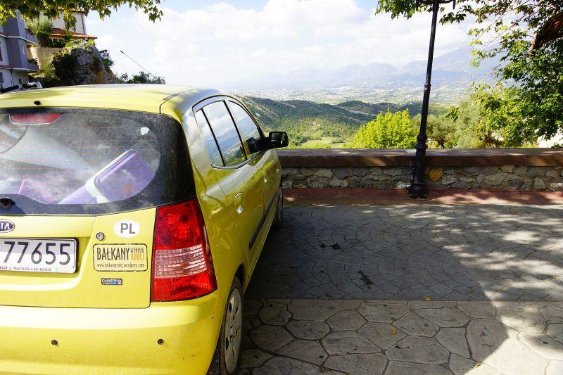 Petrele parking