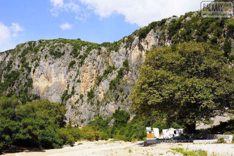 Kanion Gjipe