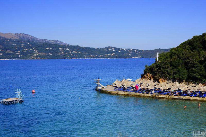 Albania i Korfu